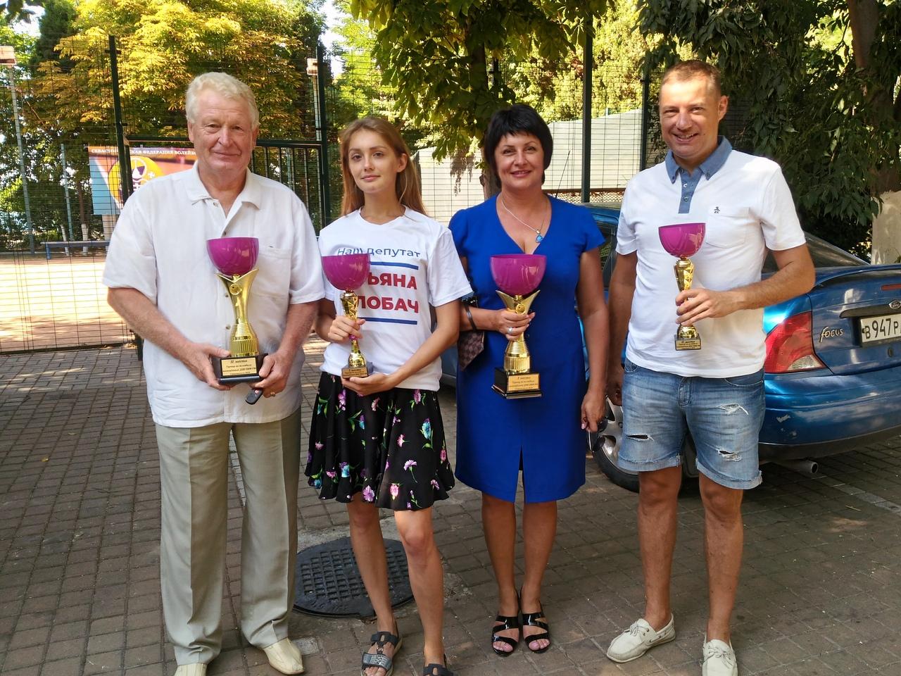 «Я хочу, чтобы Севастополь был базой спорта», — Татьяна Лобач
