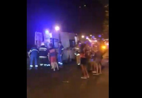 «В реанимации переломанный весь»: в Севастополе на «зебре» сбили молодого парня, водитель пытался сбежать
