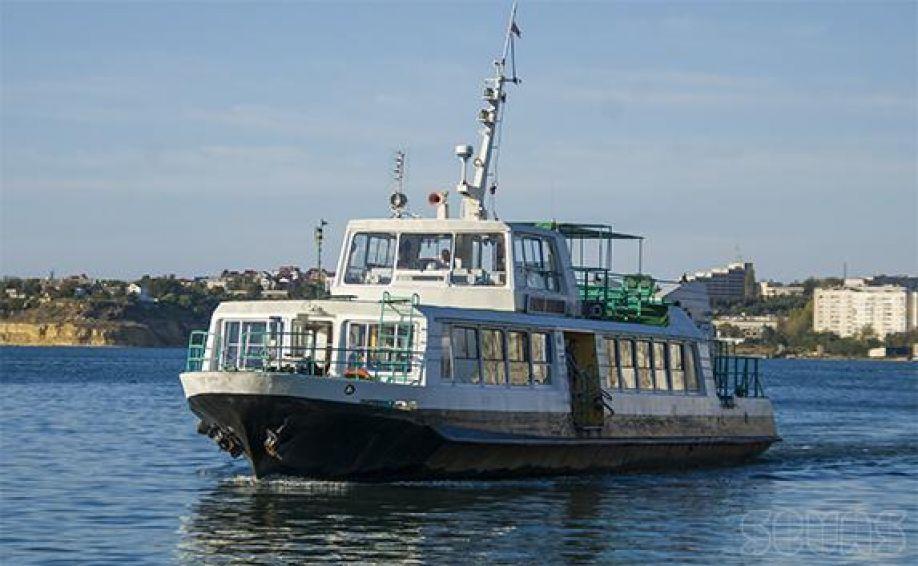 В Севастополе отменили вечерние рейсы катеров