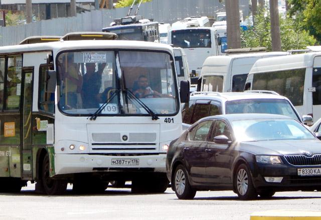 В Севастополе продлят еще один автобусный маршрут