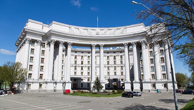 МИД Украины просит усилить давление на Россию из-за выборов в Крыму
