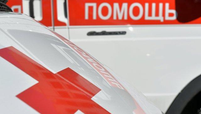 Во время капремонта улицы в Симферополе грузовик насмерть сбил пешехода