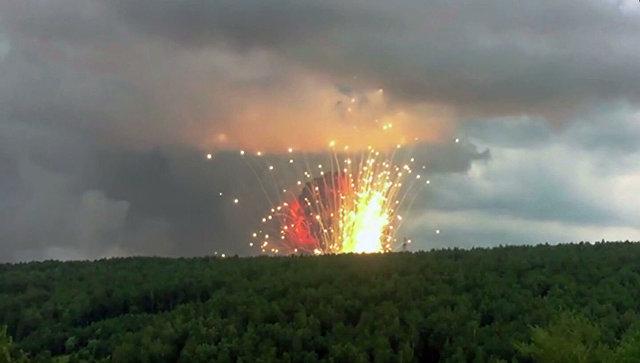 В Херсонской области во время передислокации воинской части произошел взрыв