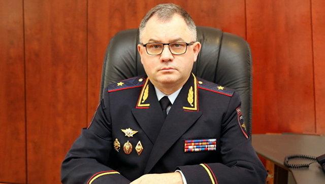 Путин назначил министра внутренних дел по Крыму