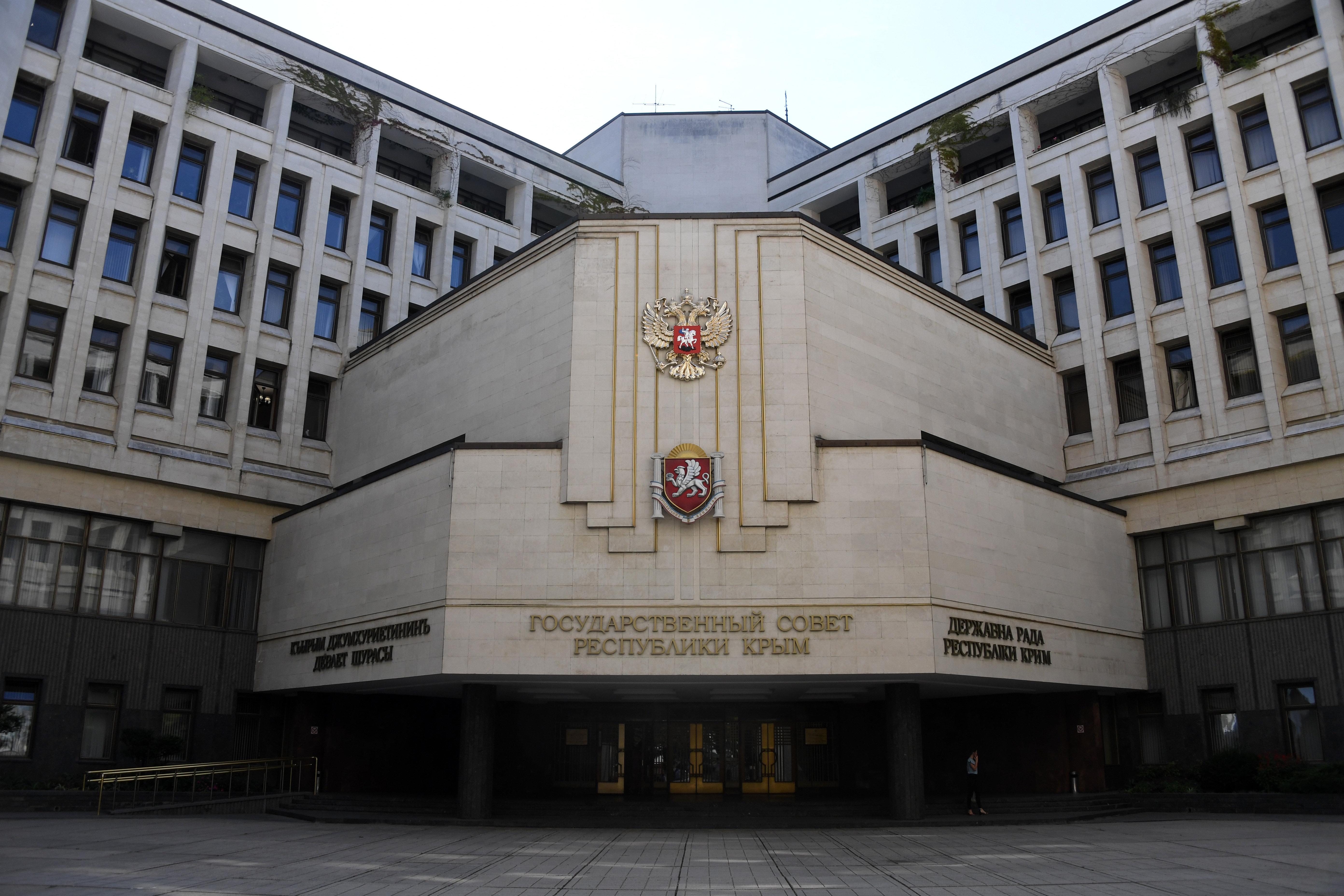 В парламенте Крыма избрали четырех вице-спикеров
