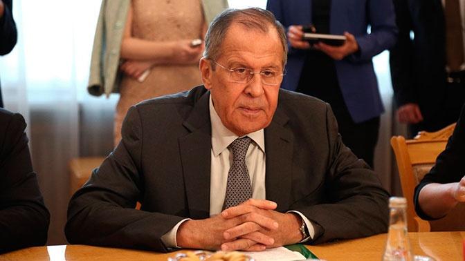 Лавров и Зеленский провели краткий разговор на полях Генассамблеи ООН