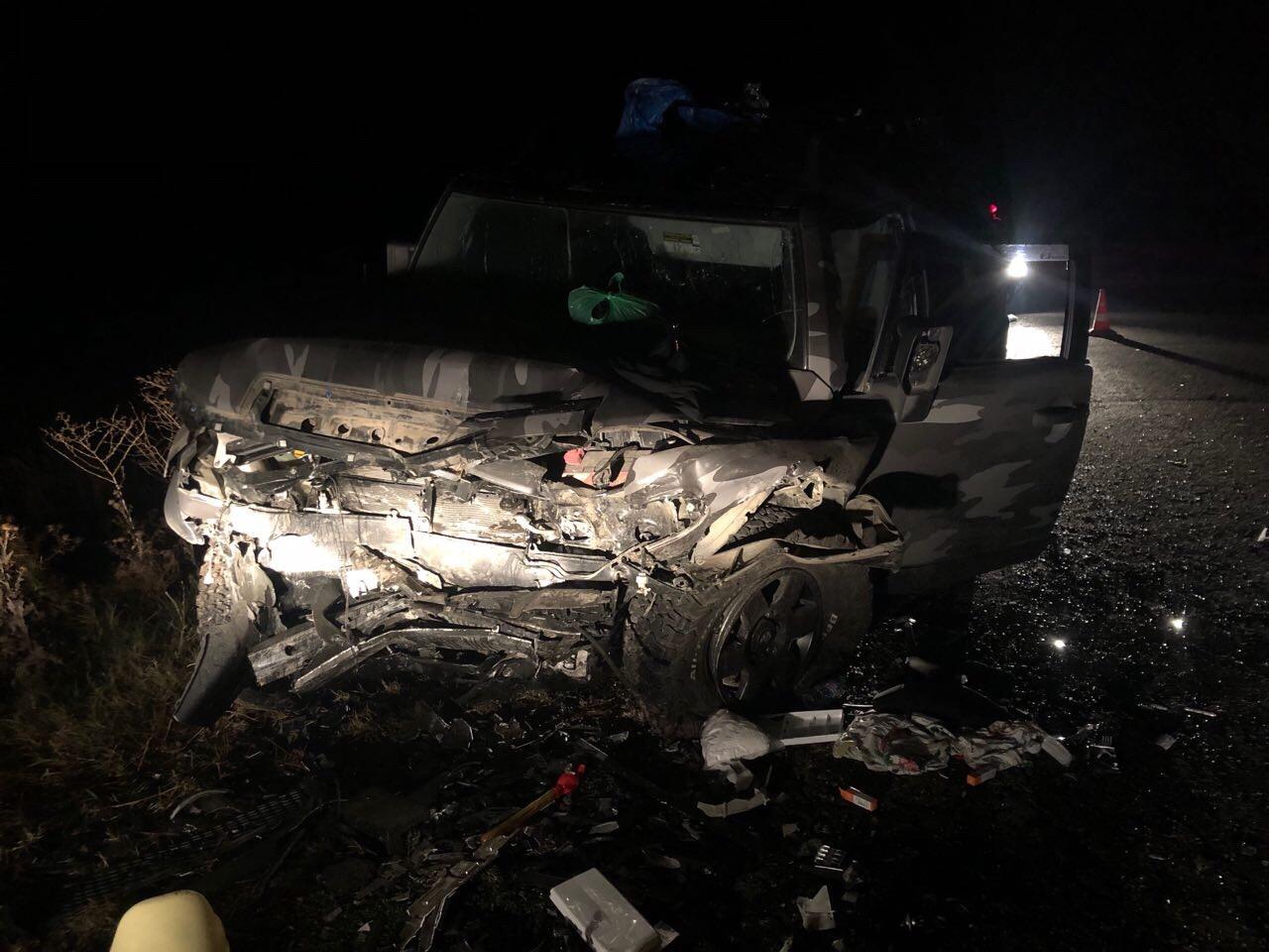 За неделю в Крыму в ДТП погибли пять человек