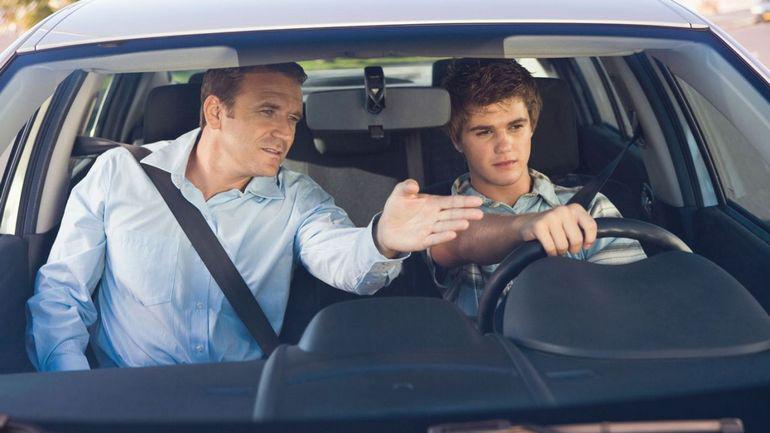 МВД хочет разрешить несовершеннолетним водить автомобиль
