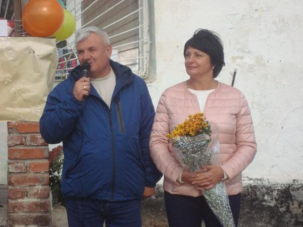 В Россошанке отметили День села