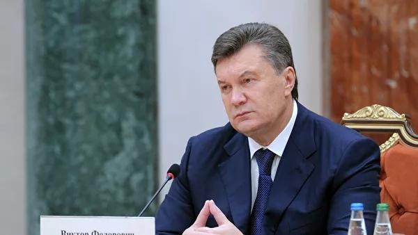 Янукович планирует вернуться на Украину — СМИ