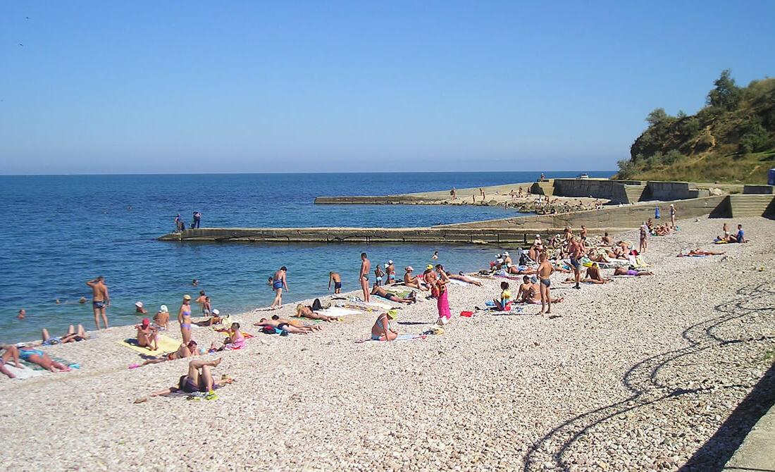 Минобороны отсудило у города пляж «Толстяк»