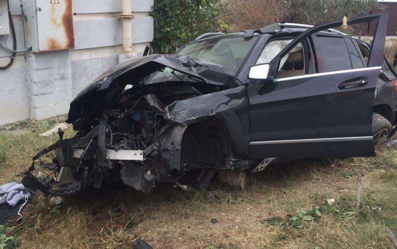 Водитель был пьян: подробности смертельной аварии во дворе дома возле бухты Омега