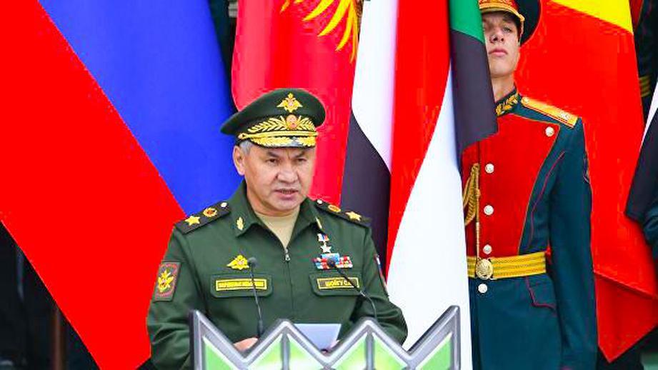Шойгу исключил вероятность войны с Украиной
