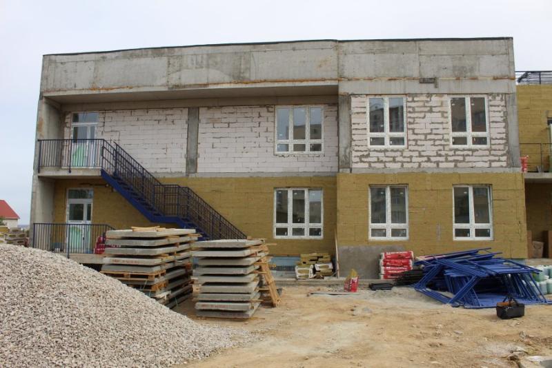 В октябре завершат строительство еще одного детского сада в Севастополе