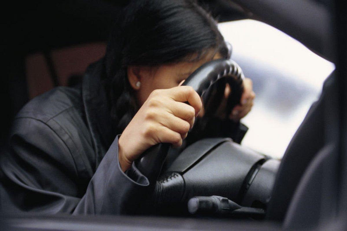 В Крыму пьяная женщина угнала машину и попала в ДТП