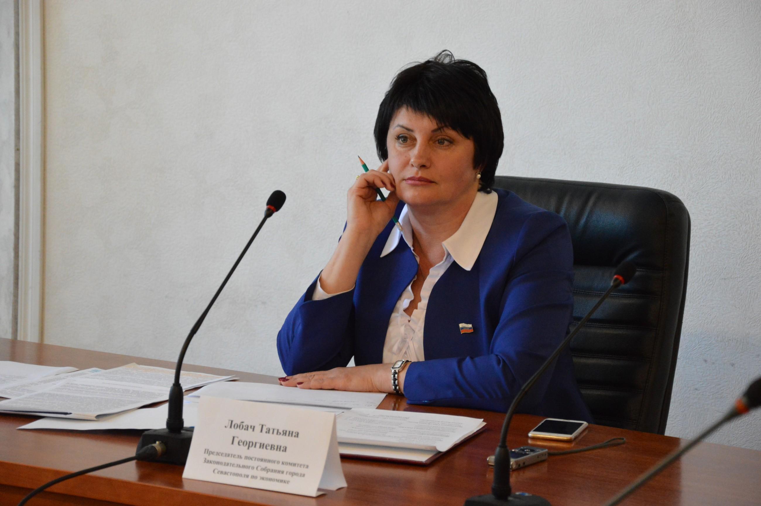 Татьяна Лобач возглавит фракцию «Единой России» в Заксобрании Севастополя