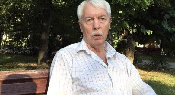 Экс-президент Крыма парализован и ослеп
