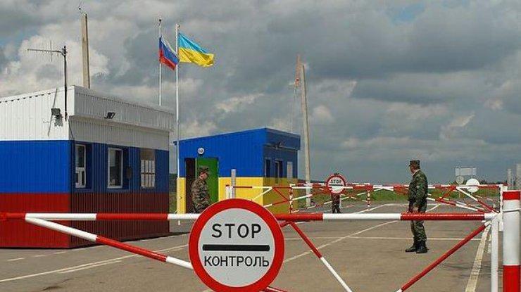 Украина начала строительство новых пунктов пропуска на границе с Крымом