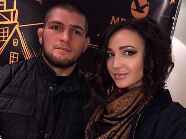 Хабиб обошел Бузову по числу подписчиков Instagram