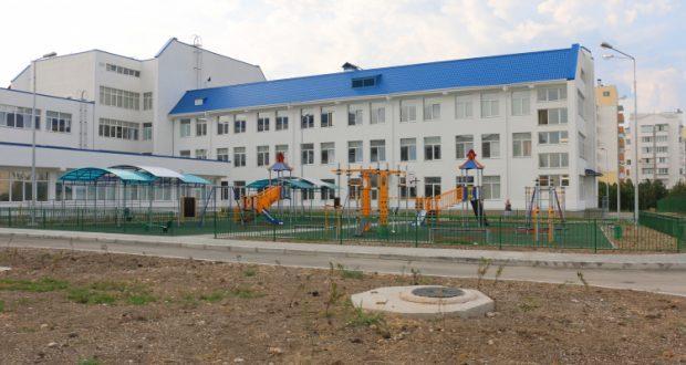 Игровые классы, лингафонный кабинет, тир: в Казачьей бухте открыли новый корпус школы