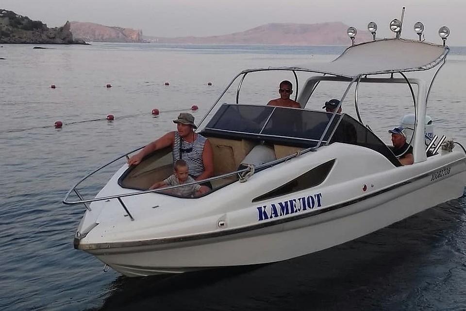 Капитану затонувшего возле Судака катера избрали меру пресечения