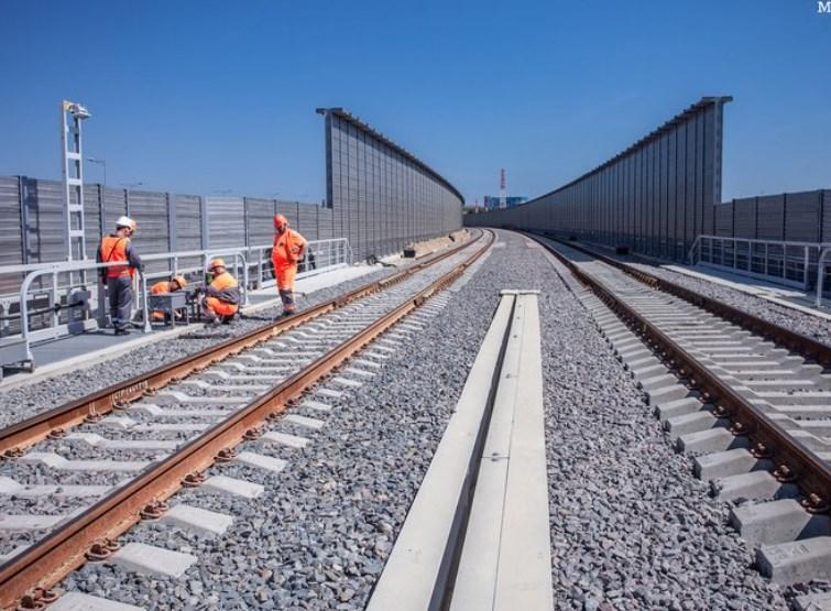На стройке Крымского моста погиб рабочий