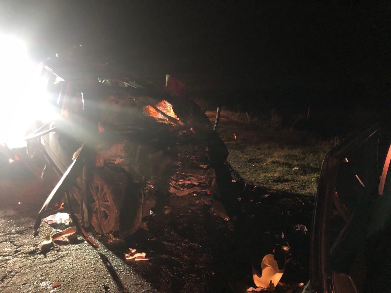 Уснул за рулем: на западе Крыма в лобовом ДТП погиб мужчина, ребенок и пенсионер в больнице