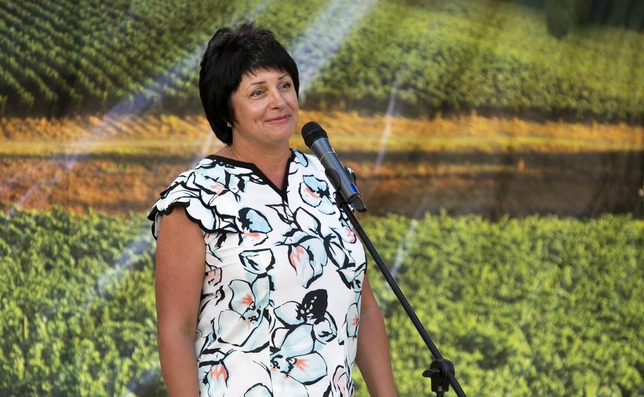 «Я вас не подведу»: Татьяна Лобач поблагодарила избирателей за поддержку