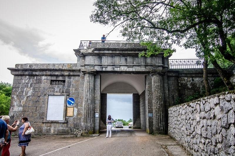 Байдарские ворота под Севастополем защитят от застройки
