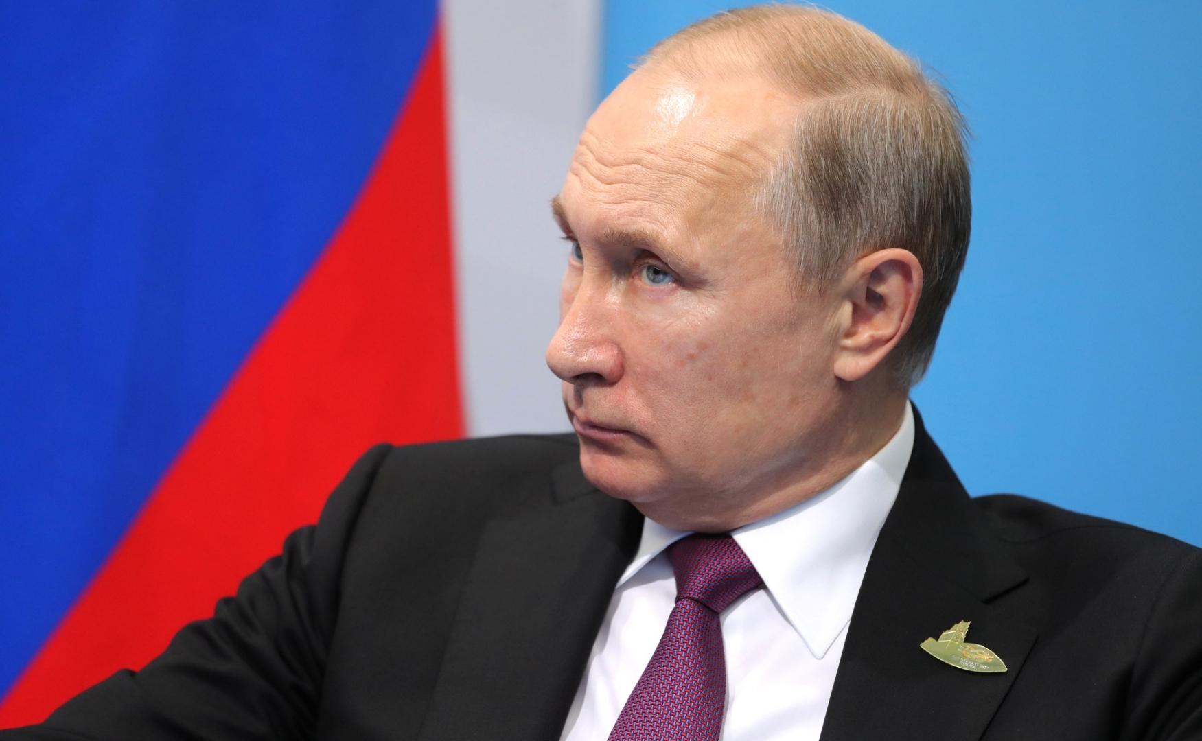Путин уволил почти 30 генералов и полковников