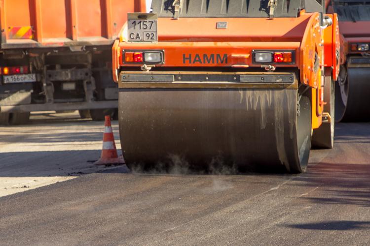 Из-за ремонта дорог в Севастополе ограничат движение на шести улицах