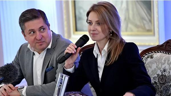 Муж Поклонской сообщил о расставании с ней