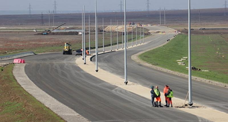 Через «Тавриду» могут построить дополнительный путепровод для жителей села