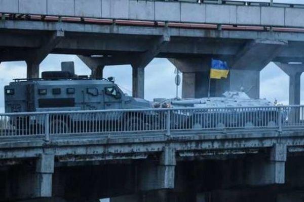 Угрожавшему взорвать мост в Киеве крымчанину хотят дать «минимальное наказание»