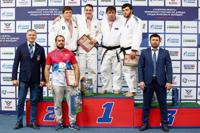 Дзюдоист из Севастополя стал чемпионом России