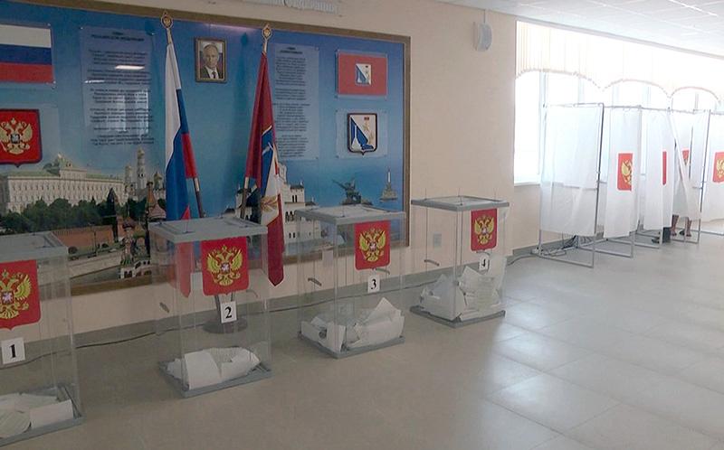 На выборах в Севастополе лидирует «Единая Россия»