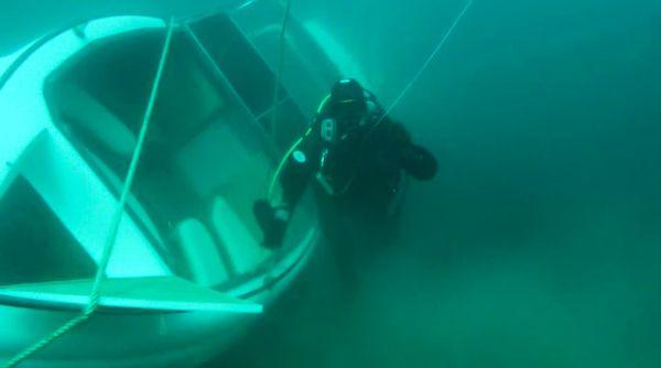 Выяснились новые подробности трагического опрокидывания катера под Судаком