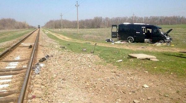 Дело водителя автобуса, столкнувшегося с поездом в Крыму, рассмотрят в суде