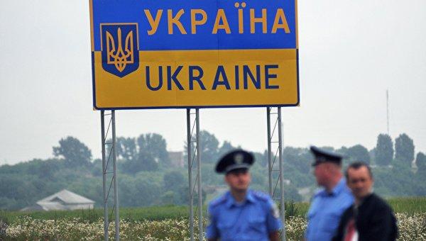 Стало известно, когда Украина завершит работы на КПП на границе с Крымом