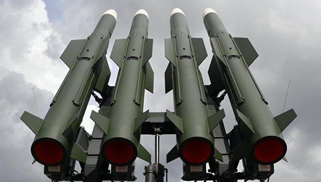 Украина проведет военные учения у границы с Крымом