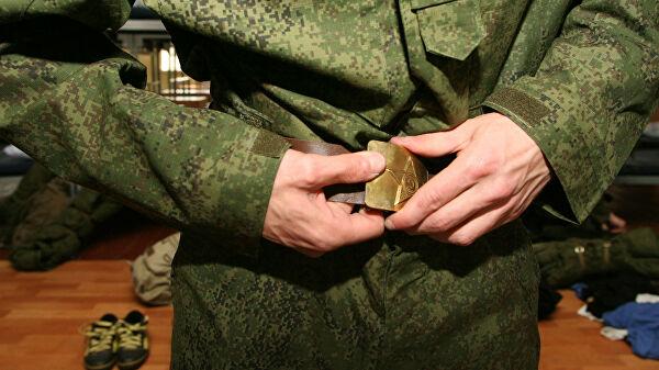 Российский солдат найден мертвым вшкафу кабинета командира части