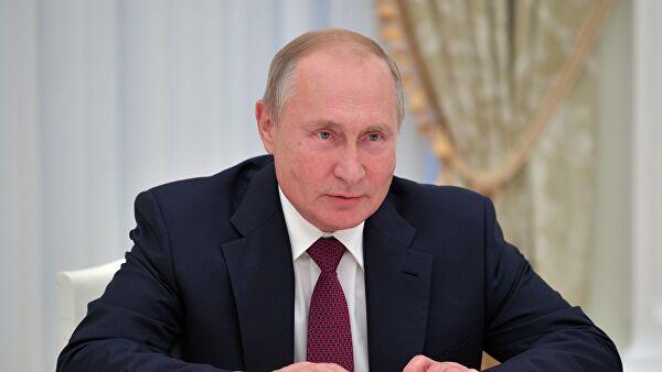 «Лидер, который спас Россию»: Сергей Аксенов поздравил Владимира Путина с днем рождения