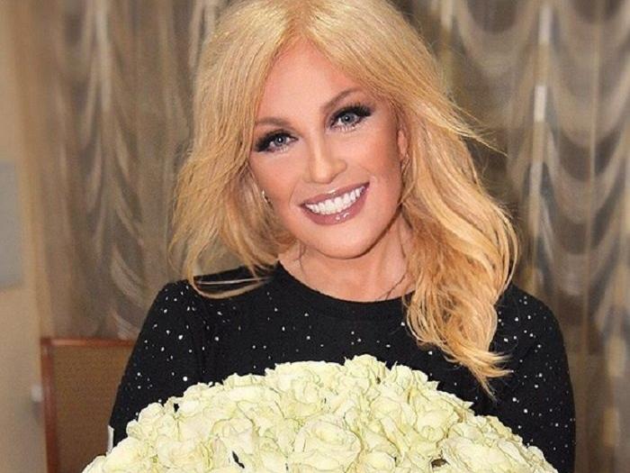 Певице Таисии Повалий не дали спеть в Киеве из-за Крыма