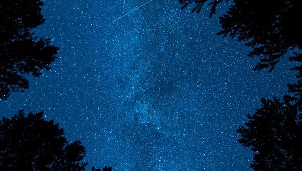 Сегодня севастопольцы смогут увидеть звездопад