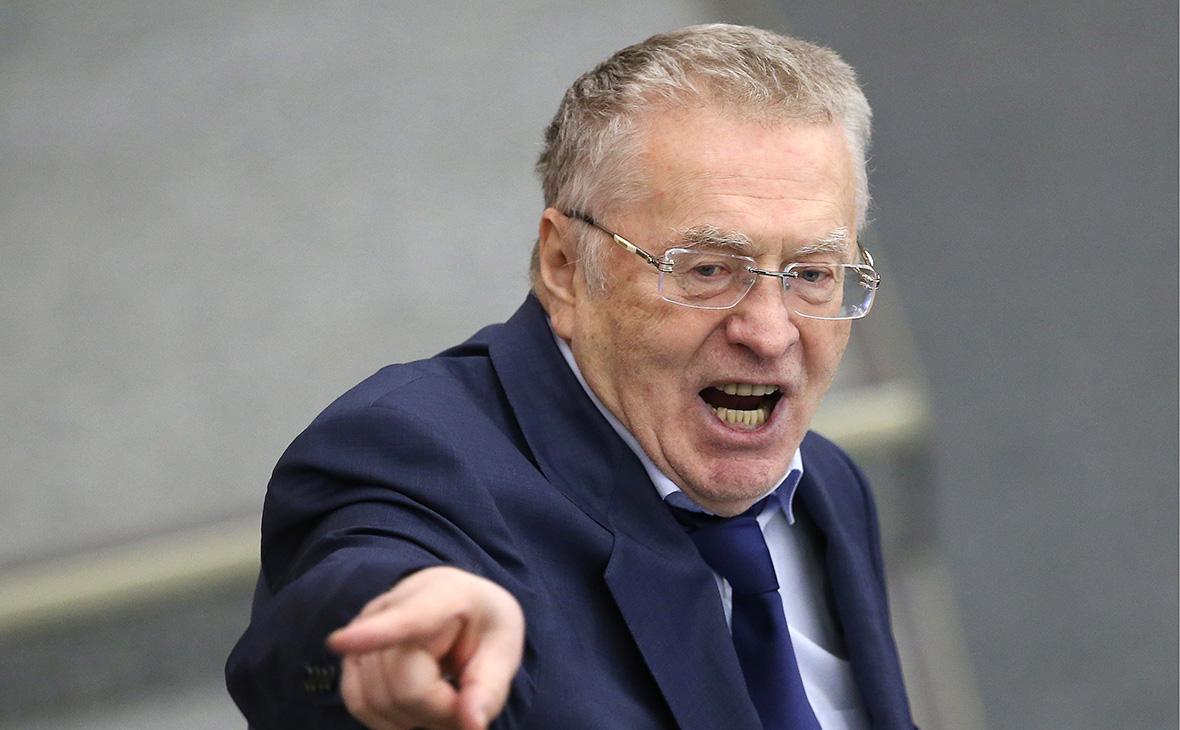 Киевский суд вызвал Жириновского на заседание из-за «преступления»
