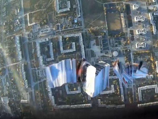 На Украине заявили, что сбросили над Крымом тысячи листовок с напоминанием «о скором возвращении»