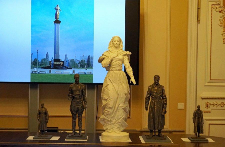 Севастопольцы против памятника Примирению