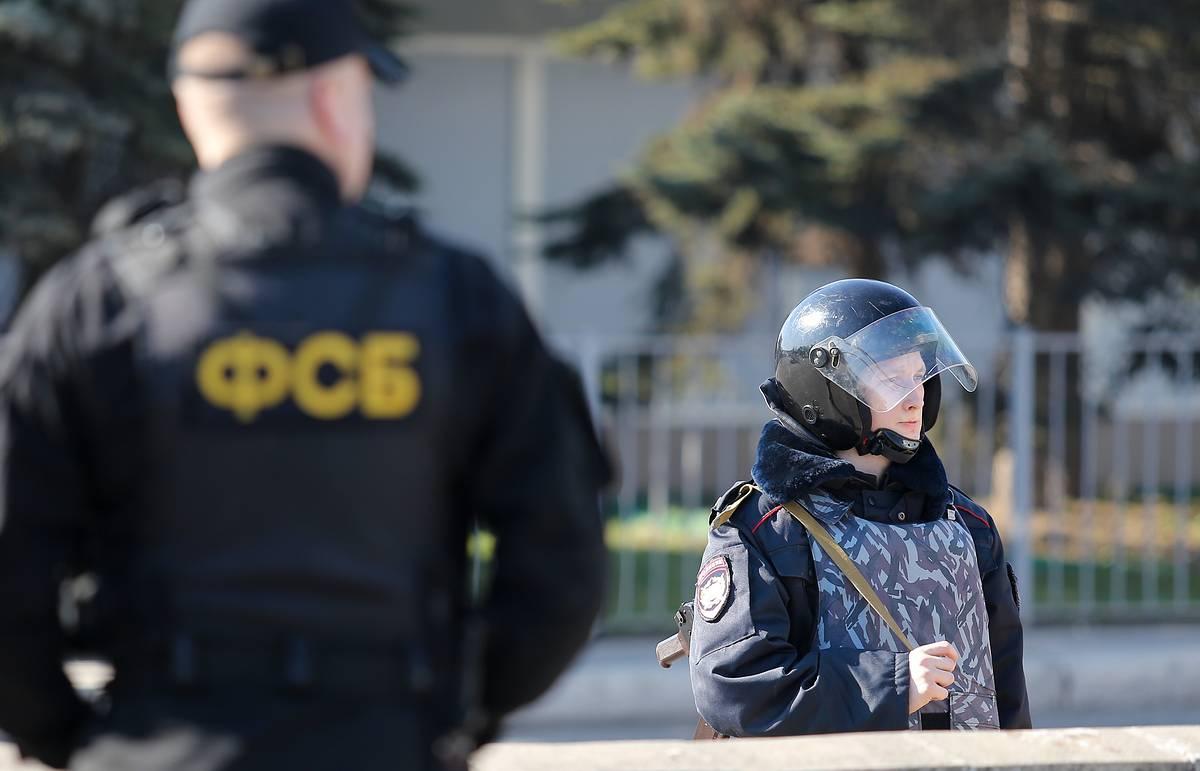 ФСБ задержала студента, готовившего массовое убийство