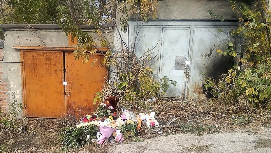 СК опубликовал видео с места убийства девочки в Саратове