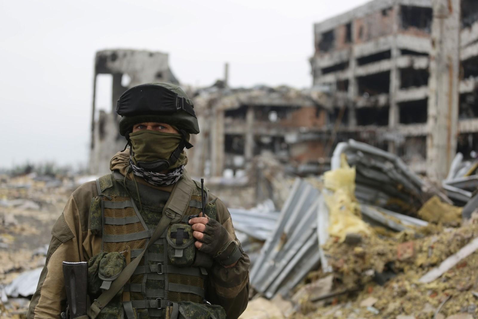 Украина и ЛНР начали отвод войск на Донбассе